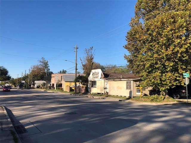 6202 N Main Street, Houston, TX 77009 (MLS #95457938) :: Texas Home Shop Realty