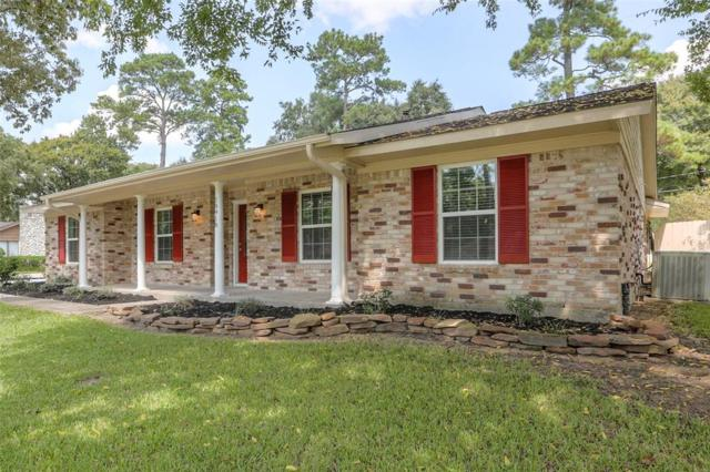18918 Casper Drive, Spring, TX 77373 (MLS #95458434) :: The Collective Realty Group