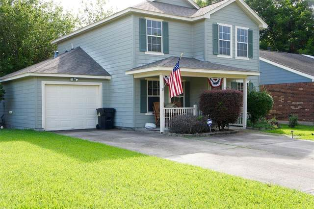 4918 Moody Reef Drive, Bacliff, TX 77518 (MLS #95461019) :: The Home Branch