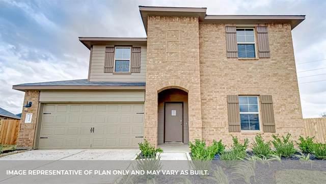 3443 Parker Trace Drive, Missouri City, TX 77459 (MLS #95463848) :: The Wendy Sherman Team