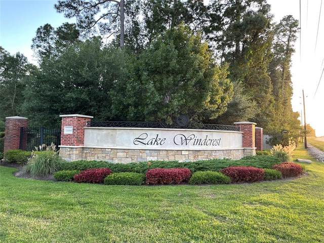 11103 Lake Windcrest Drive, Magnolia, TX 77354 (MLS #95470385) :: Giorgi Real Estate Group