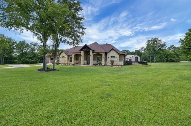 24012 Pecan Cove W, Montgomery, TX 77356 (MLS #95477056) :: The Bly Team