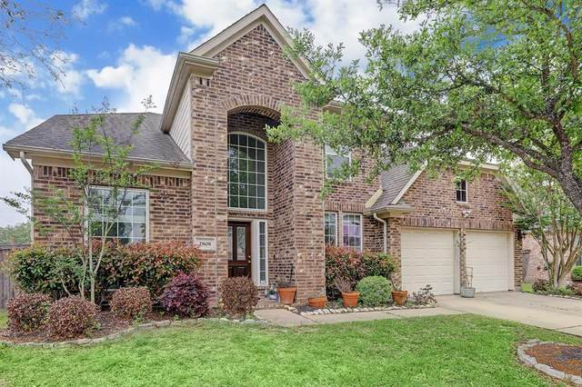 2808 Marble Brook Lane, Pearland, TX 77584 (MLS #95480985) :: The Freund Group