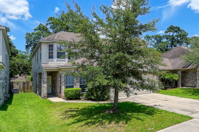 2351 Village Leaf Drive, Spring, TX 77386 (MLS #95500024) :: Caskey Realty
