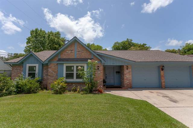 1502 Bellaire Boulevard, Alvin, TX 77511 (MLS #95500105) :: Ellison Real Estate Team