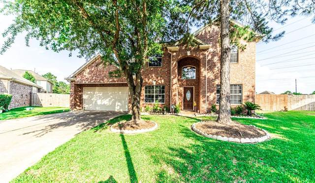 9606 Copper Harbor Court, Houston, TX 77095 (MLS #95505459) :: The Bly Team