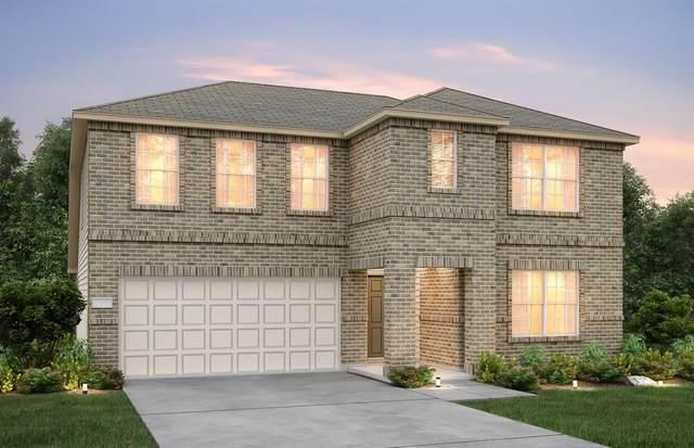 2300 North Amber Ruse Court, Conroe, TX 77304 (MLS #95507405) :: NewHomePrograms.com LLC
