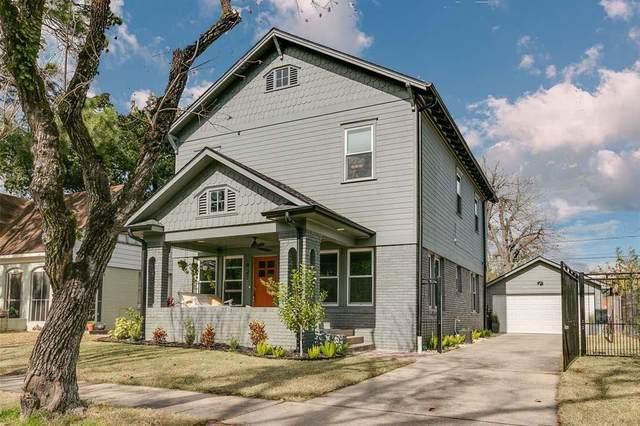 927 Highland Street, Houston, TX 77009 (MLS #95509667) :: Green Residential