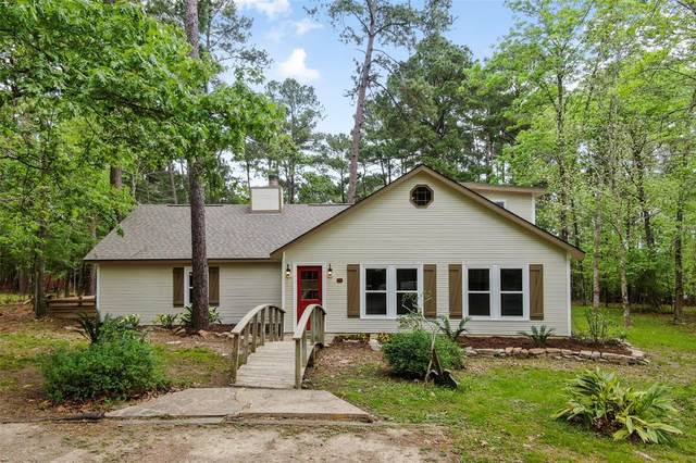 51 Cherry Hills Drive, Coldspring, TX 77331 (MLS #95511470) :: The SOLD by George Team