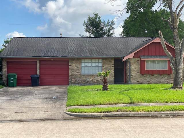 3806 Brookfield Drive, Houston, TX 77045 (MLS #95521047) :: The SOLD by George Team