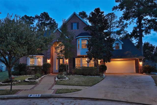 1518 Robins Forest Drive, Spring, TX 77379 (MLS #9553996) :: Green Residential