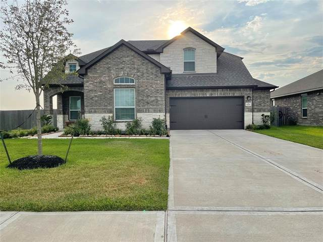 6715 Northchester Drive, Katy, TX 77493 (MLS #95549852) :: The Bly Team