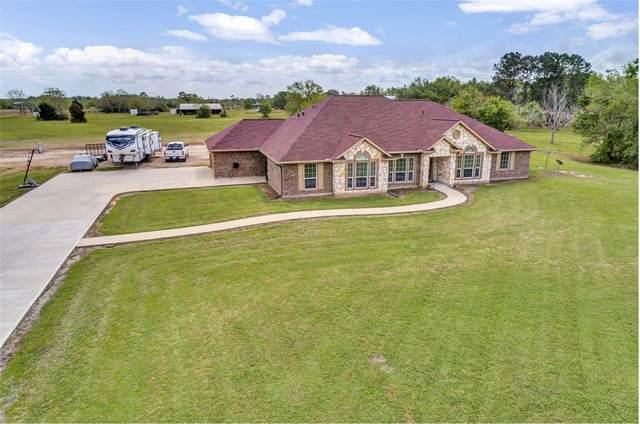 1309 Ginger Street, Santa Fe, TX 77517 (MLS #95555470) :: Ellison Real Estate Team