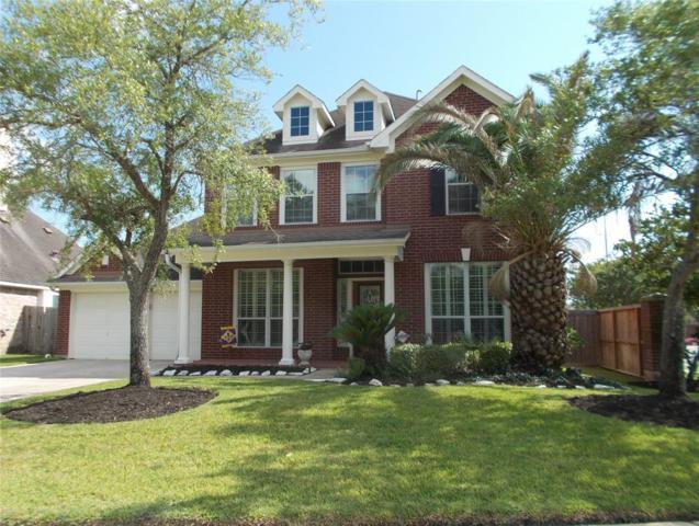 3019 Fallbrook Drive, Pearland, TX 77584 (MLS #9555997) :: Oscar Fine Properties