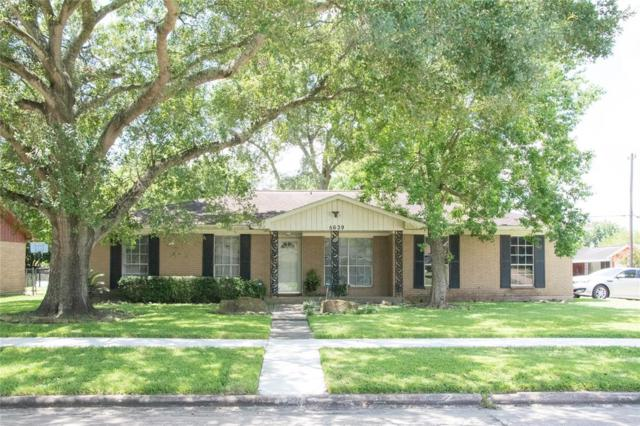 5639 Newquay Street, Houston, TX 77085 (MLS #95569784) :: NewHomePrograms.com LLC