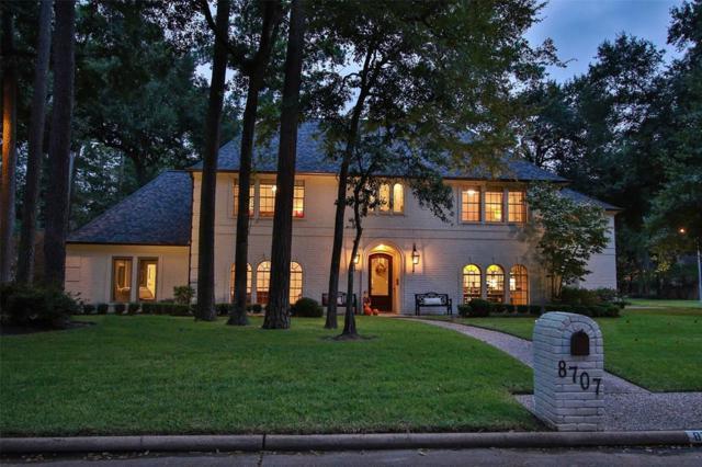 8707 Ashridge Park Drive, Spring, TX 77379 (MLS #95573721) :: Grayson-Patton Team