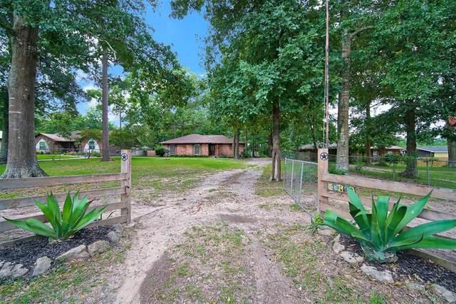 13690 Calhoun Road, Conroe, TX 77302 (MLS #95589284) :: NewHomePrograms.com LLC