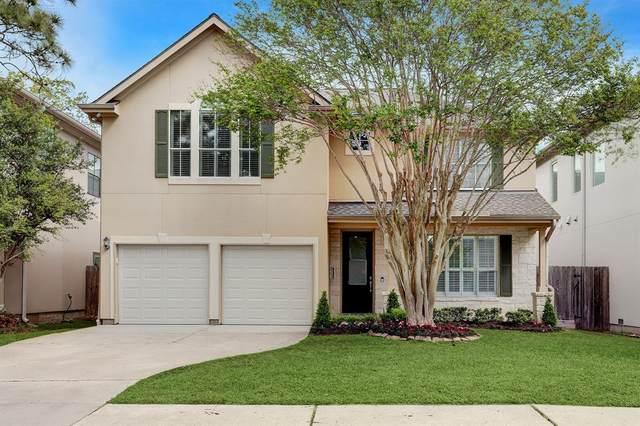 4420 Effie Street, Bellaire, TX 77401 (MLS #95593874) :: The Home Branch