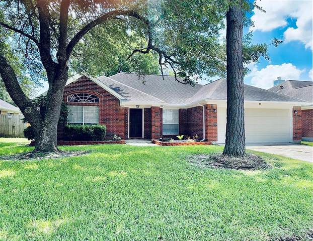 4506 Linden Place, Pearland, TX 77584 (MLS #95600362) :: The Bly Team