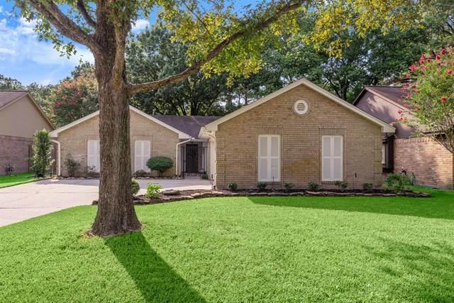 9306 Bayou Bluff Drive, Spring, TX 77379 (MLS #95601667) :: Michele Harmon Team