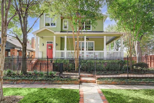 1136 E 7th Street, Houston, TX 77009 (MLS #9560179) :: Connect Realty
