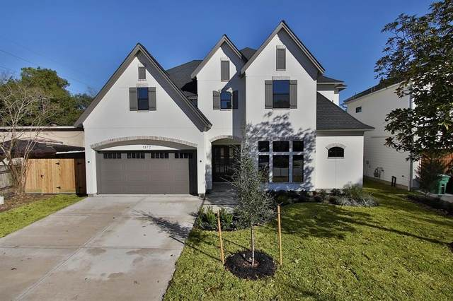 1418 Cheshire Lane, Houston, TX 77018 (MLS #95604282) :: The Sansone Group