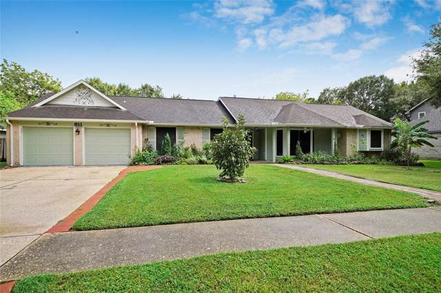 811 Lancaster Drive, Friendswood, TX 77546 (MLS #95622868) :: JL Realty Team at Coldwell Banker, United