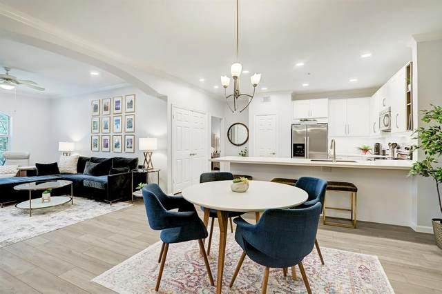 2100 Welch Street C204, Houston, TX 77019 (MLS #95623384) :: Green Residential