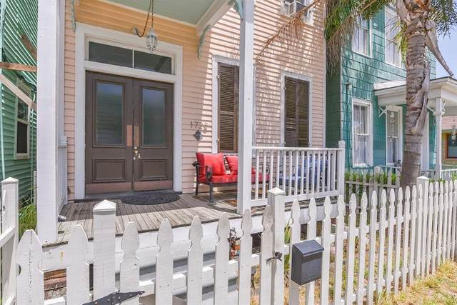 1722 Market St Street, Galveston, TX 77550 (MLS #95646099) :: My BCS Home Real Estate Group