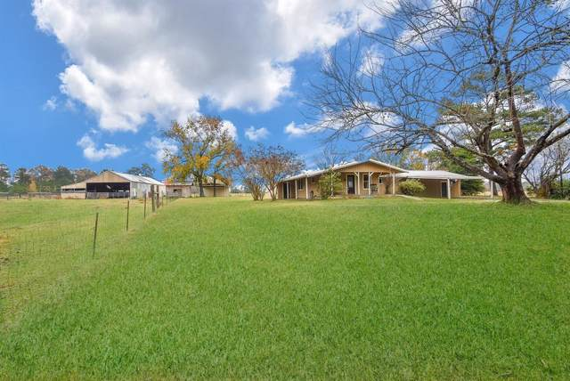 101 A J Murry Road, Cleveland, TX 77328 (MLS #95650120) :: Texas Home Shop Realty