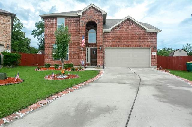 2205 Ivy Wall Drive, Conroe, TX 77301 (MLS #95652620) :: The SOLD by George Team