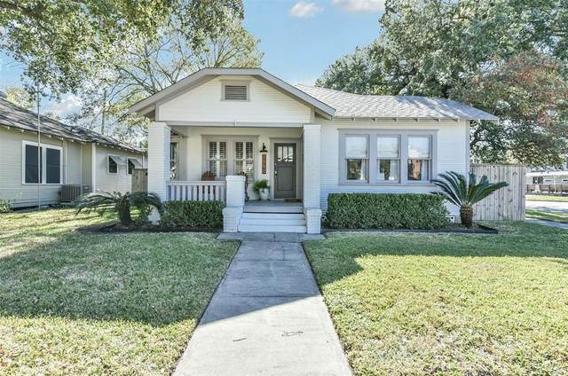 1140 W Gardner Street, Houston, TX 77009 (#95660654) :: ORO Realty
