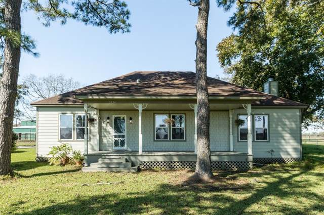 3334 County Road 160, Alvin, TX 77511 (MLS #95663335) :: The SOLD by George Team