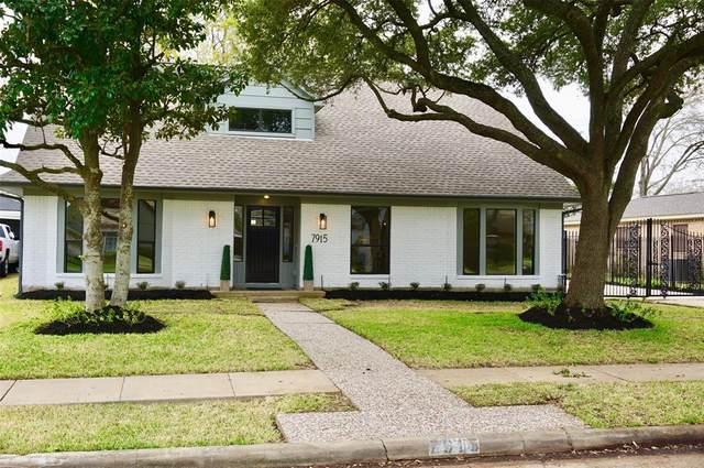 7915 Windswept Lane, Houston, TX 77063 (MLS #95664102) :: Ellison Real Estate Team