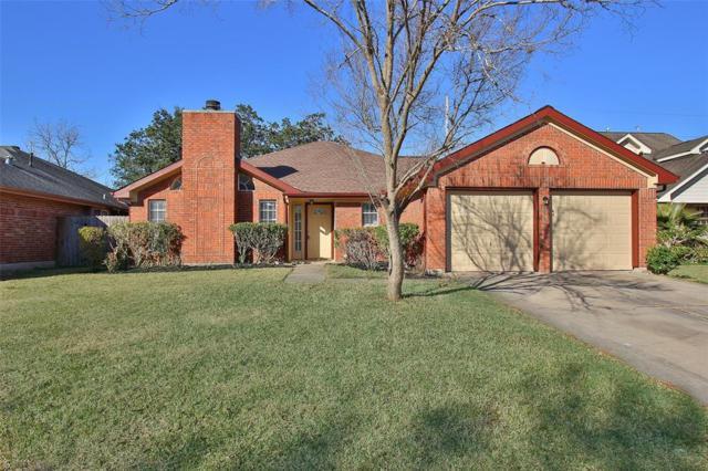 4211 Bentley Drive, Pearland, TX 77584 (MLS #95665487) :: Christy Buck Team