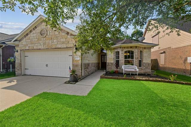 1050 Misty Cliff, Dickinson, TX 77539 (MLS #95672268) :: The Bly Team