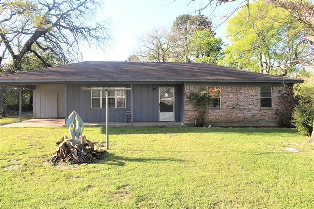 514 Barnes Street, Grapeland, TX 75844 (MLS #9567517) :: The Queen Team