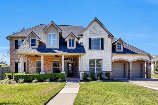 2311 Thompson Crossing Drive, Richmond, TX 77406 (MLS #95682162) :: Caskey Realty