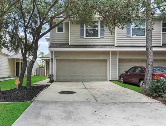 12459 Saratoga Woods Lane, Humble, TX 77346 (#9569761) :: ORO Realty