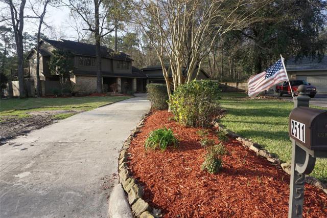 2511 Pine Bend Drive, Kingwood, TX 77339 (MLS #95699315) :: Giorgi Real Estate Group