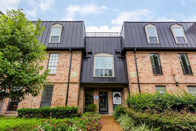 2475 Underwood Street #377, Houston, TX 77030 (MLS #95701317) :: Caskey Realty