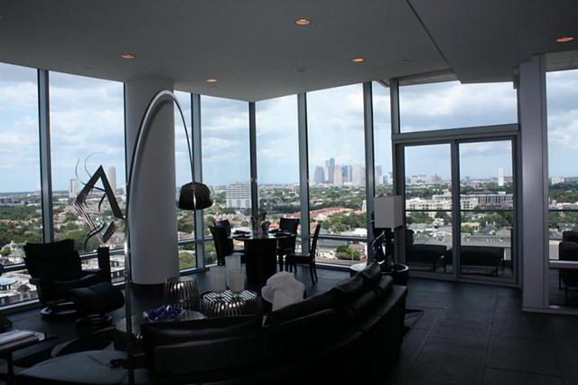 2727 Kirby Drive 14-E, Houston, TX 77098 (MLS #95705334) :: Glenn Allen Properties