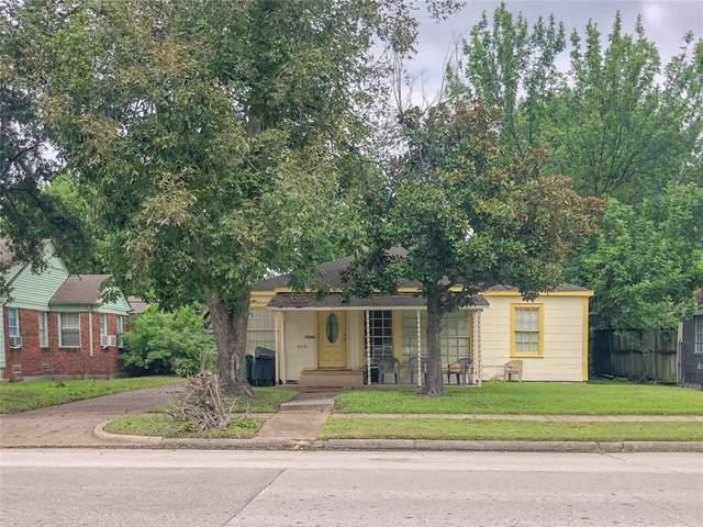 6431 Lawndale Street, Houston, TX 77023 (MLS #9571628) :: Texas Home Shop Realty