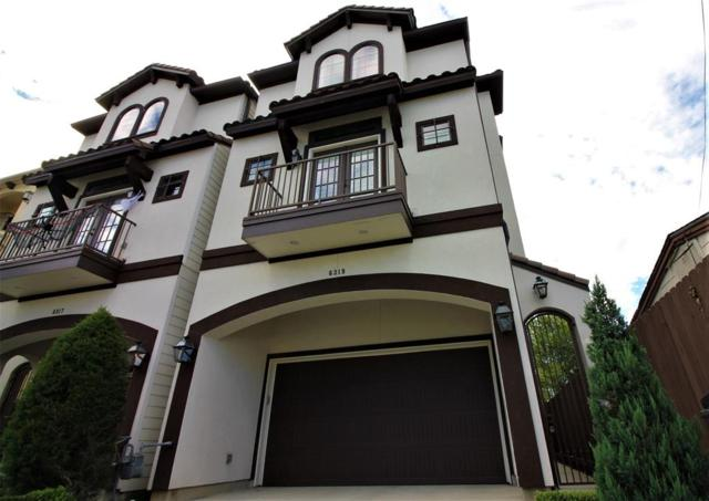 6319 Hamman Street, Houston, TX 77007 (MLS #95722029) :: Texas Home Shop Realty