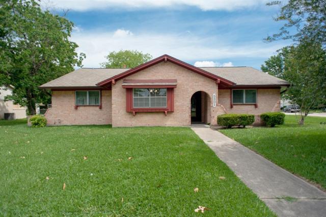 5301 Carmona Lane, Pearland, TX 77584 (MLS #95724733) :: Giorgi Real Estate Group