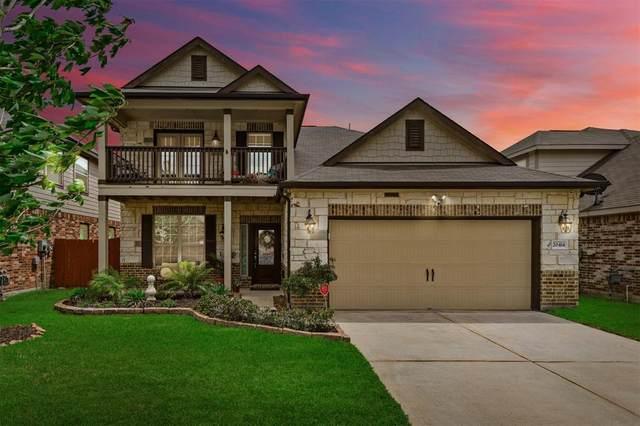 20414 Flatiron Drive, Humble, TX 77338 (MLS #95725854) :: Bray Real Estate Group
