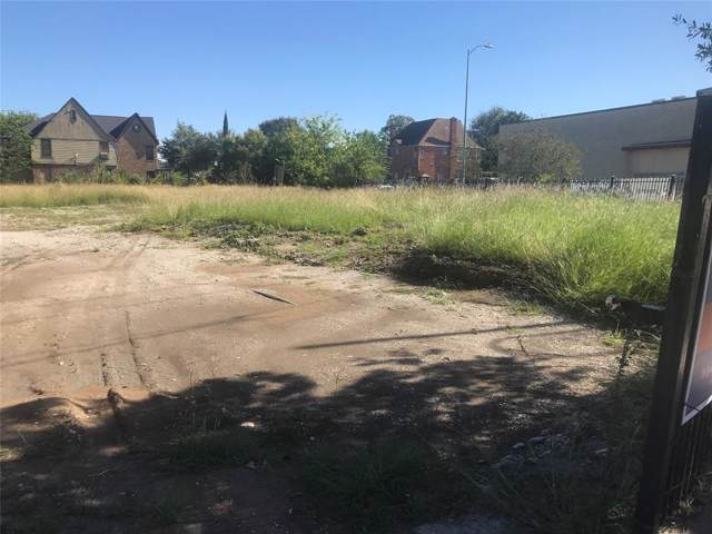 1913 Wentworth Street, Houston, TX 77004 (MLS #95730388) :: Caskey Realty