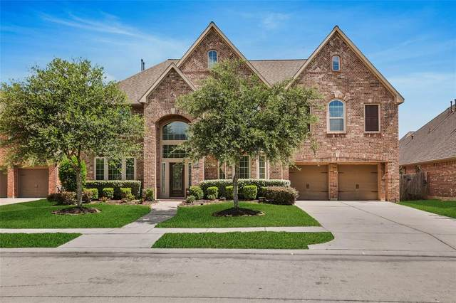 13609 Iron Landing Court, Pearland, TX 77584 (MLS #95746355) :: Lerner Realty Solutions