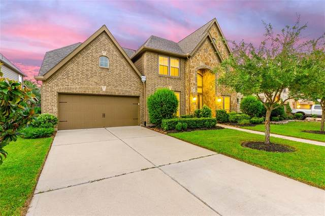27810 Arbury Crest Court, Katy, TX 77494 (MLS #95746783) :: The Sansone Group