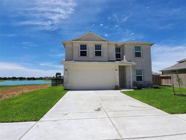 7 Montecito Lane, Manvel, TX 77578 (MLS #95751862) :: Guevara Backman